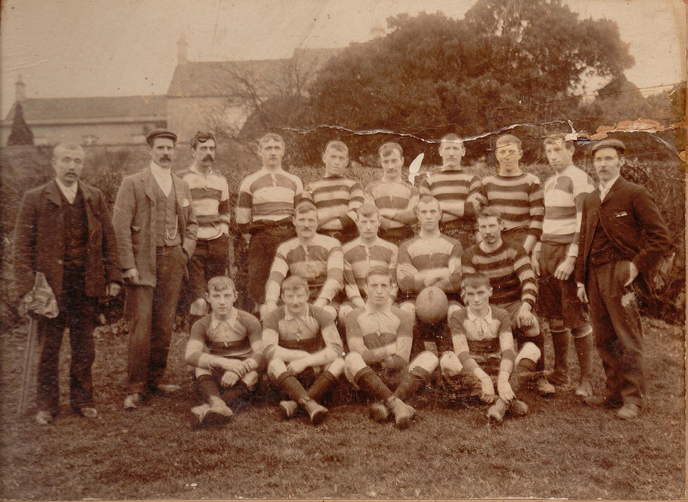 Painswick RFC - 1908-1909 1st XV