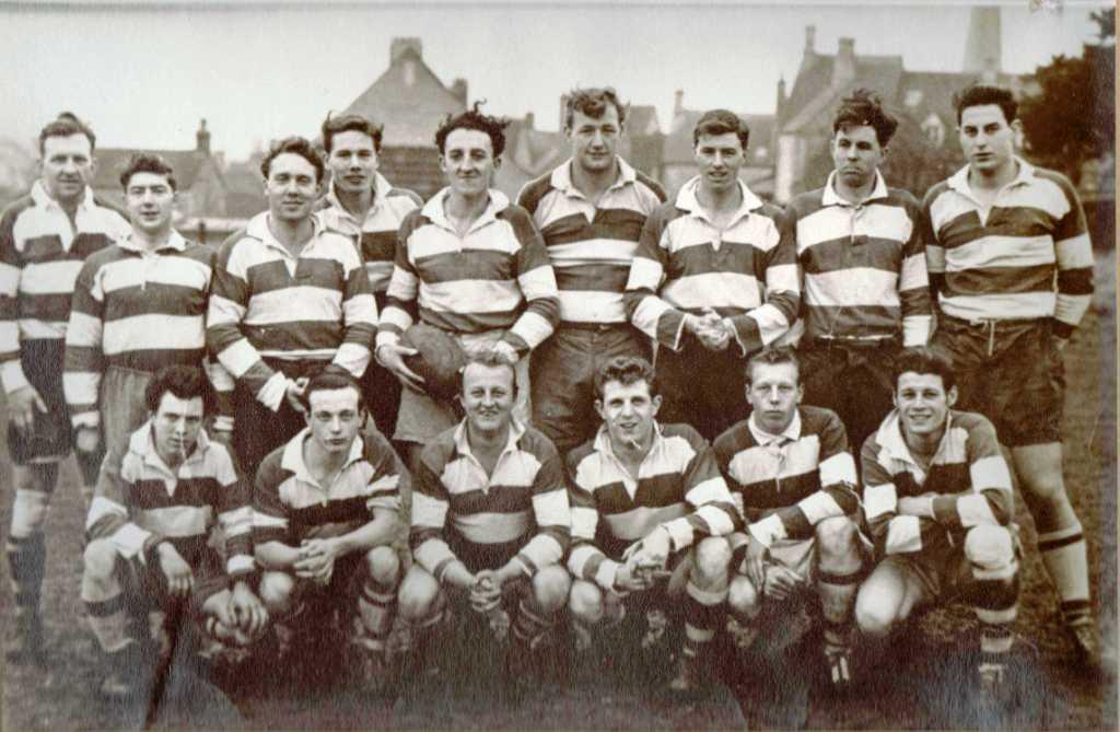 Painswick RFC - 1959-1960