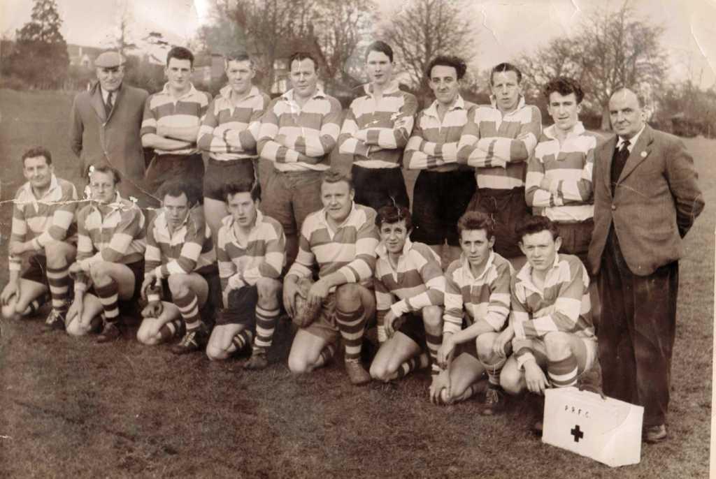Painswick RFC - 1962-1963