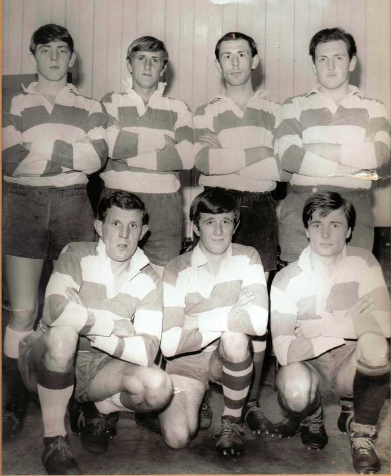 Painswick RFC - 1965-1966 Semi Finalists North Gloucestershire Combination Sevens