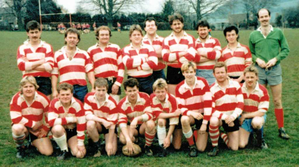 Painswick RFC - 1985-1986 United (2nd XV)