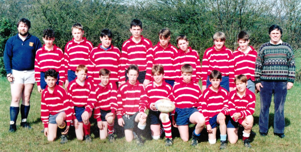 Painswick RFC - 1991-1992 U13s