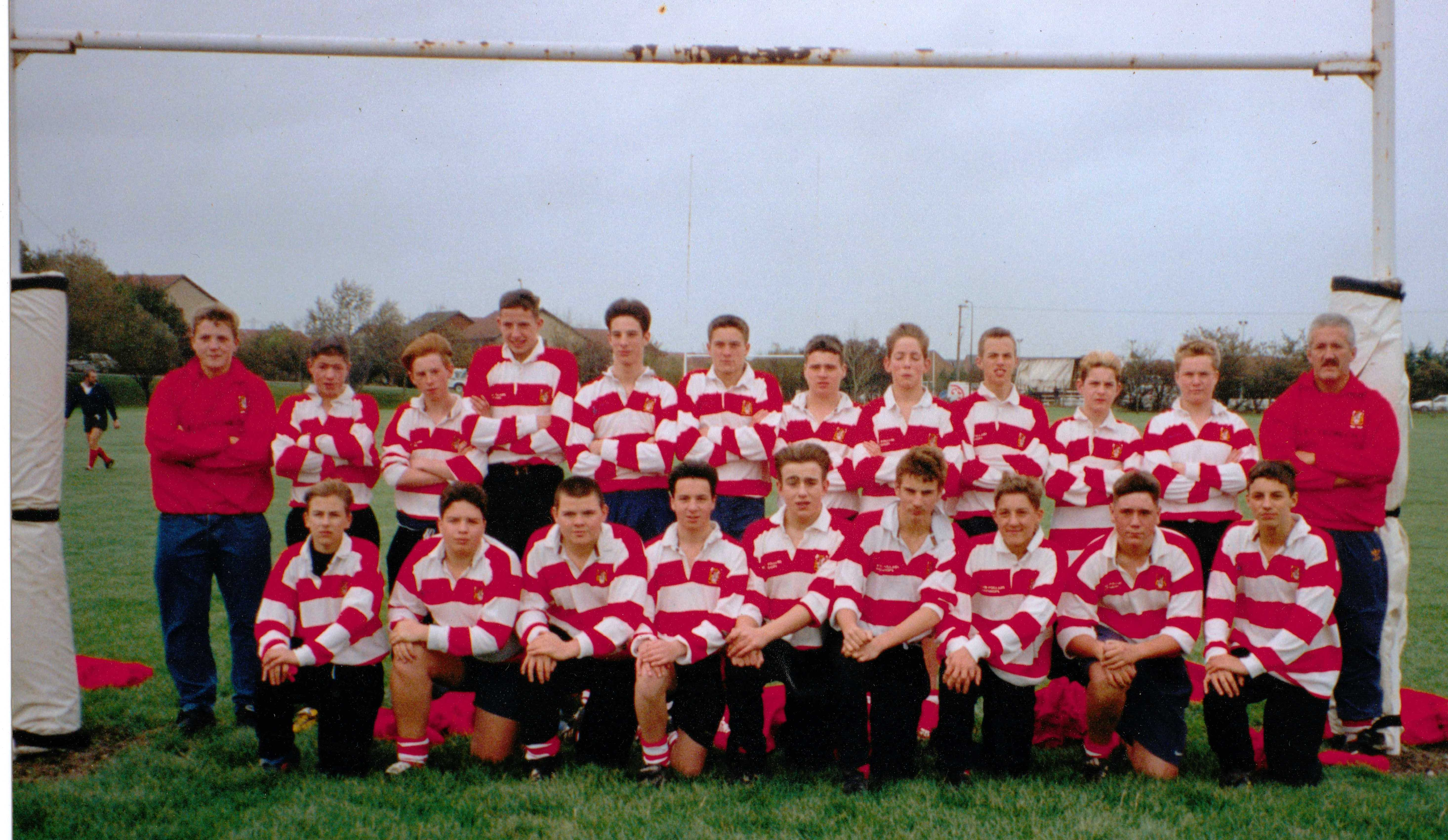 Painswick RFC - 1998 U15s Tour