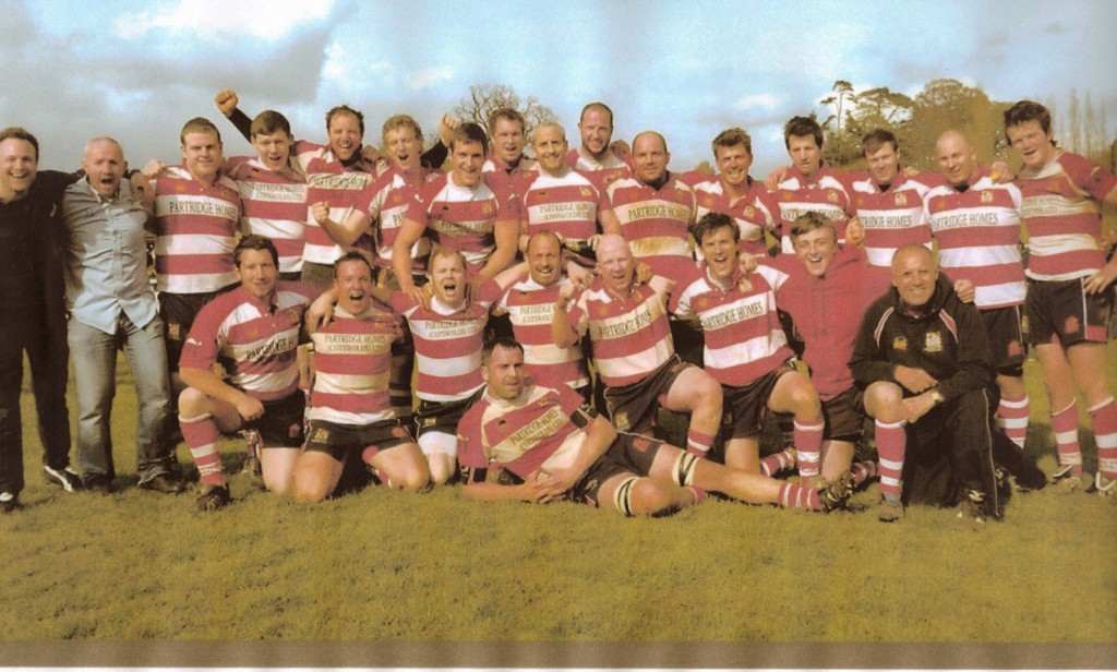 Painswick RFC - 2011-2012 1st XV Glos Div 1 Champions