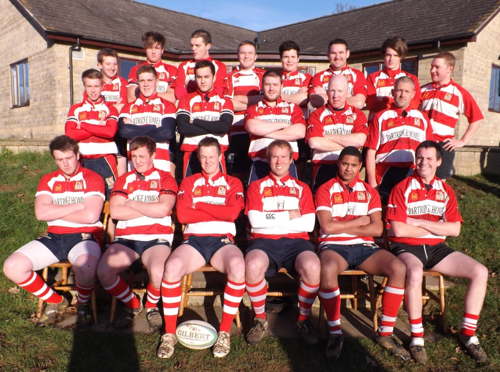 Painswick RFC - 2012-2013 United XV