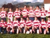 Painswick RFC - 1994-1995 United (2nd XV) Winners of Stroud Junior Combination Cup