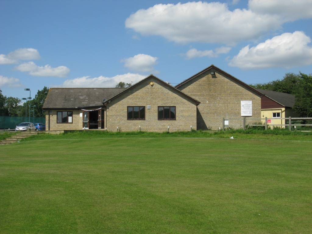 Broadham Fields (02-03) - The Club House (external view)