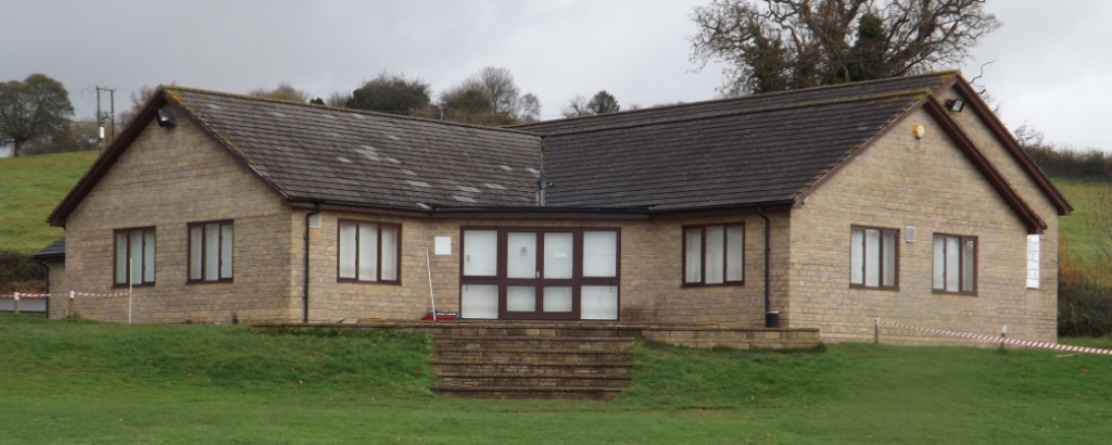 Broadham Fields (02-04) - The Club House (external view)